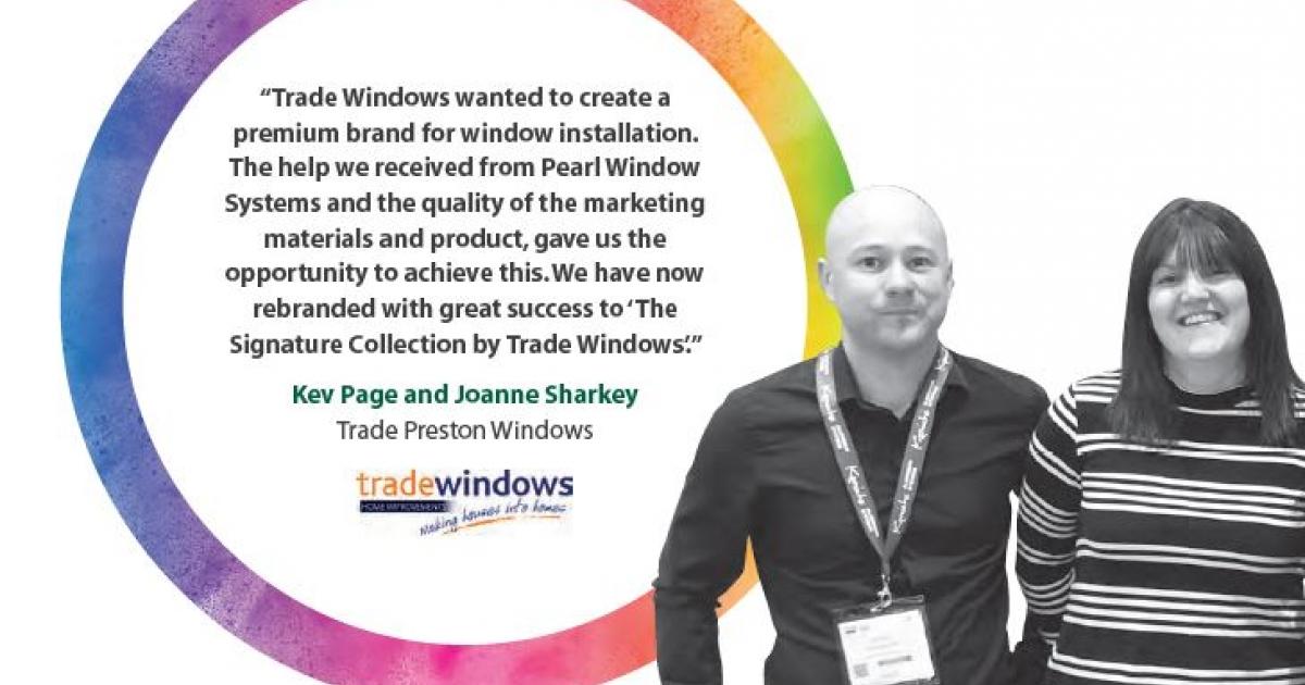 Trade Preston Windows