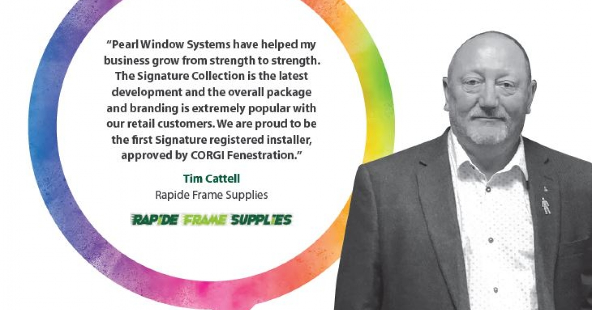 Rapide Frame Supplies